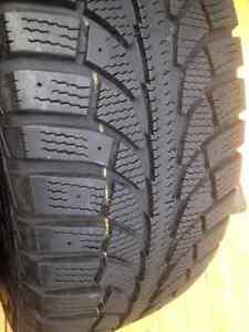 Set of 2 Champiro  winter tires 225/60/16