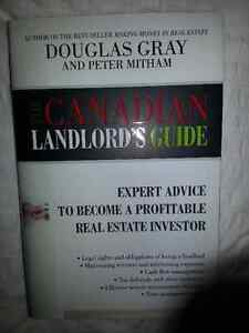 """""""The Canadian Landlord's Guide"""" (Hardcover, 2008) London Ontario image 3"""
