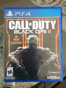 PS4 Games $25.00 each.