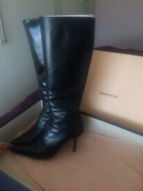 Size 5 Carvela boots worn once