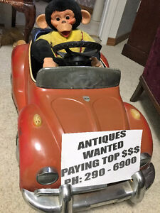 IT PAYS TO CALL*COLLECTABLES*ANTIQUES*GARAGE SALES