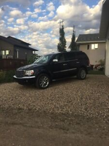 2007 Chrysler Aspen Limited AWD SUV - Excellent Condition
