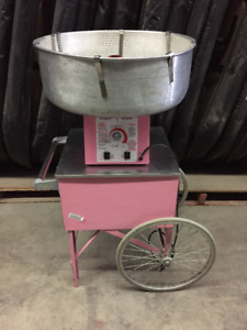 Machine Barbe a papa / Cotton candy machine