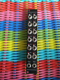 Clock divider Eurorack modules