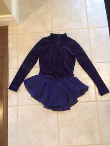 Ladies figure skating competition dresses at $25.00 each