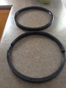 Maple Snare Hoops