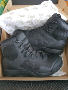 Brand New Under Armour Boots