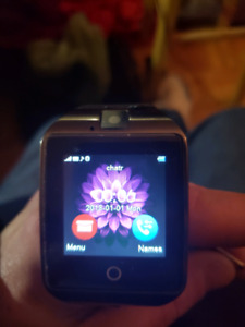 Smartwatch android new open to any carrier