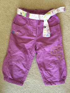 Girl Pink Pants - Size 18 Month