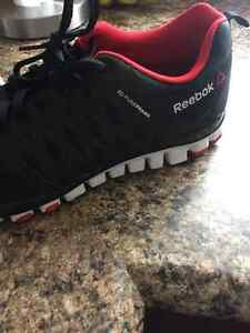 Reebok shoes wore once size 13! Cornwall Ontario image 2