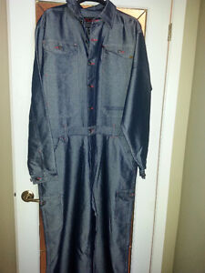 FUBU COVERALLS  NEW WITH TAGS ON