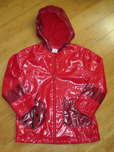 "Girls ""George"" Rain Jacket - Size 6"