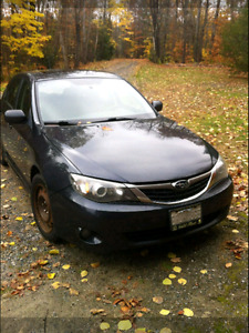 2009 impreza hatch 5 speed PRICE DROP!