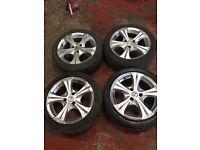 Citreon saxo wheels alloy wheels