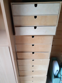 FREE IKEA storage boxes