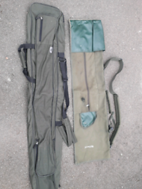 Fishing rod bags