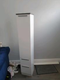 Kitchen/bathroom storage unit