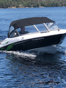 New Bowrider for $17,995 from NewStar Marine- NS
