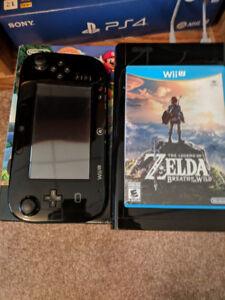 Nintendo WiiU system