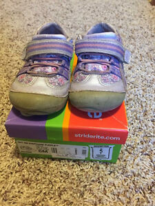 Stride rite shoes girls size 6