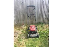 Mountfield lawn mower.