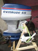 evinrude-55 en super etat