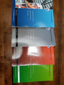 Industrial Electrician books.