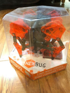 Hexbug XL Strandbeast robotic creature 7 way radio controlled