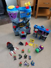 Batman Imaginext toys bundle