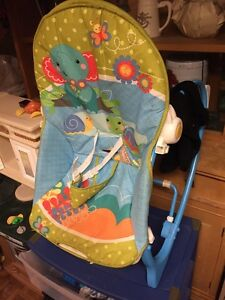 Baby rumble chair