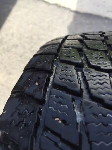 Observe G-02 Plus Toyo Winter Tires   **NEED GONE**