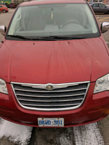 2010 Town and Country Touring