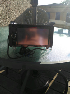 Kenwood Stereo ddx371 - double din w/ bluetooth
