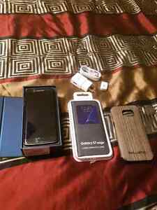 Samsung Galaxy s7 edge and cases