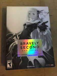 Bravely Second: End Layer NA Collector's Edition + DLC