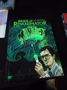 Bride of Re-animator german rare import blu-ray Kitchener / Waterloo Kitchener Area image 1