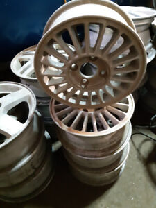 4 mags 14'' ( 4 x 114.3 ) ** installation disponible **