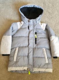 Boys coat age 3-4yr