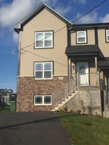 4 Bedroom Semi with Large Fenced in Yard- Middle Sackville