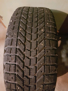 205/55R16 Tires on rims for sale