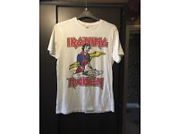 Ironing Maiden T-shirt