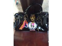Paul's boutique black bag