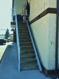 Near New Interior/Exterior Stair Lift