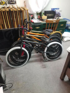 BMX Bikes for Sale or Trade