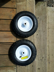 Dolly or Wagon Tires - Two sets