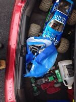 "Rc nitro truck "" aftershock "" + other rc"