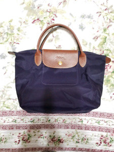 Long champ authentic serial # 0763683