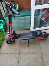 Electric scooter sealup q18