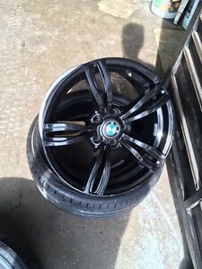 "Bmw mags wheel 18"" inches"