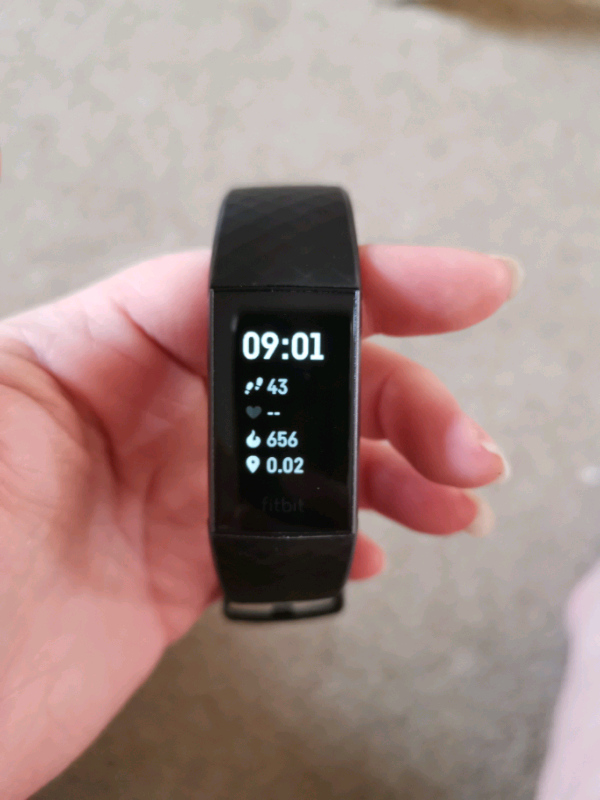 Fitbit charge 3 as new with box | in Stafford, Staffordshire | Gumtree